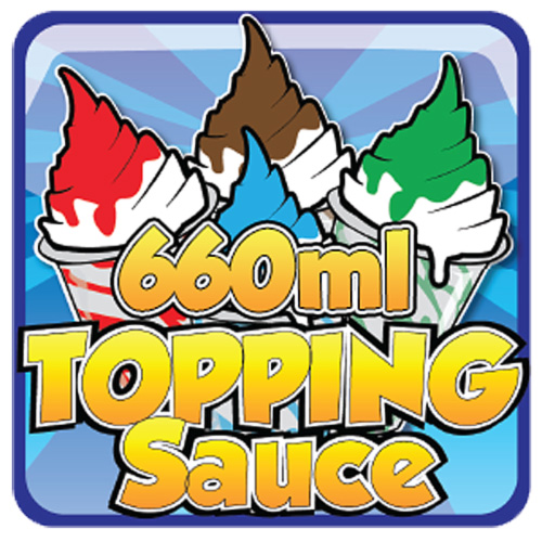 Mr Really Good Topping Sauce 660g