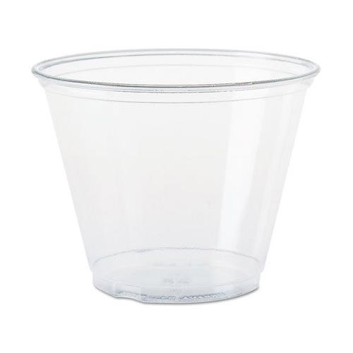 9oz Plastic Cups x 50