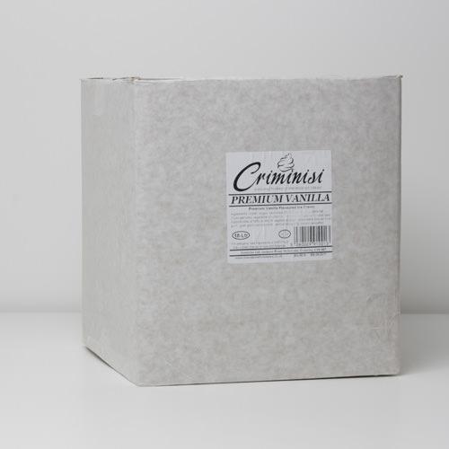 Criminisi Dairy Vanilla 18 Litre (4 Gallons)