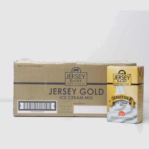 Jersey Gold Mix 12 x 1 Litre