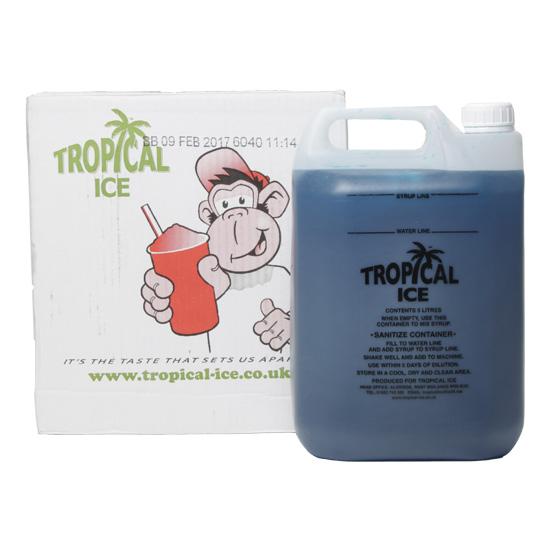 Tropical Ice Slush 5 Litre