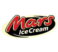 Mars ice cream products