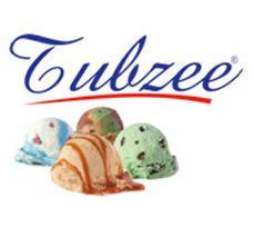 Tubzee ice cream products