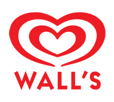 Walls ice cream products