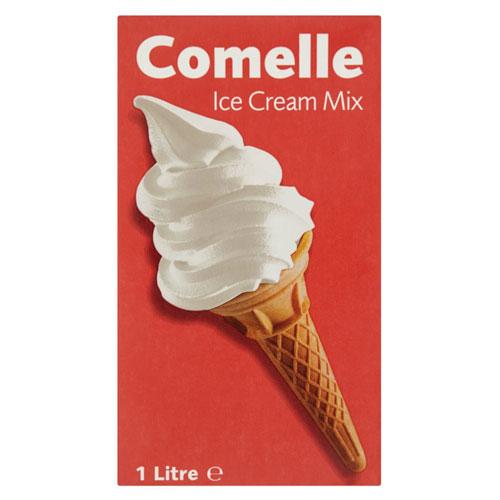 Comelle Ice Cream Mix 1L x 12