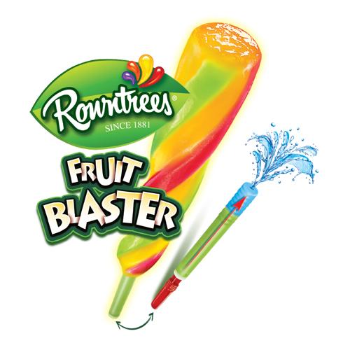 Rowntree Fruit Blaster x 20